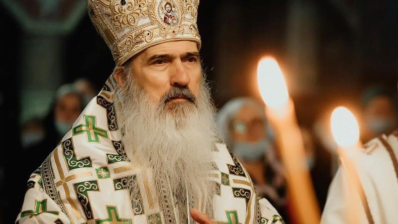 """Sinodul va tranșa """"meciul"""" Teodosie - Calinic după discuții în contradictoriu între înalții ierarhi ai BOR pe marginea Tainei Sfântului Botez"""