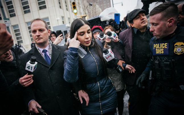 """Soţia lui """"El Chapo"""" arestată în SUA! Cine este Emma care a intrat de mică în lumea drogurilor din Mexic"""