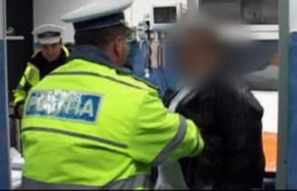 Sofer cu peste 1 la mie alcoolemie a murit in sectia de politie. A fost implicat intr-un accident rutier