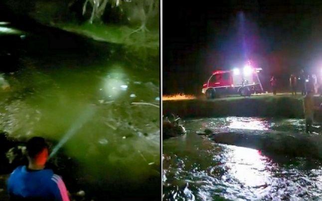 Tragedie cumplită: un copil de trei ani s-a înecat în râul Cerna. Trupul i-a fost găsit după ore de căutări
