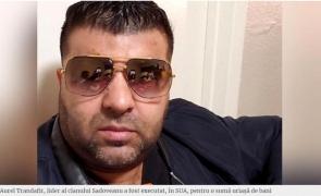 Ucis în SUA! Liderul clanului Sadoveanu a fost l-a împușcat în cap de un alt interlop