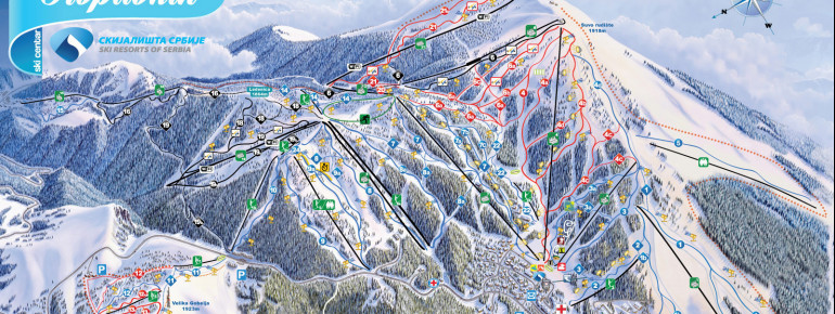 Ungaria amenajeaza fără jenă pârtii de ski în Ținutul Secuiesc
