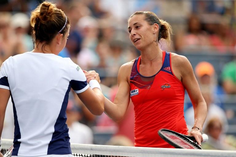Simona Halep s-a calificat în semifinale la US Open, după un meci  formidabil cu Victoria Azarenka, scor 6-3, 4-6, 6-4. Meciul Simona Halep - Flavia  Pennetta ...