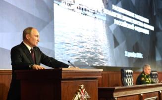 """Vladimir Putin ordona """"vaccinarea in masa a intregii populatii"""" si afirma ca """"vaccinul rus este cel mai bun din lume!"""""""